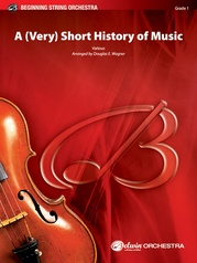 A (Very) Short History of Music