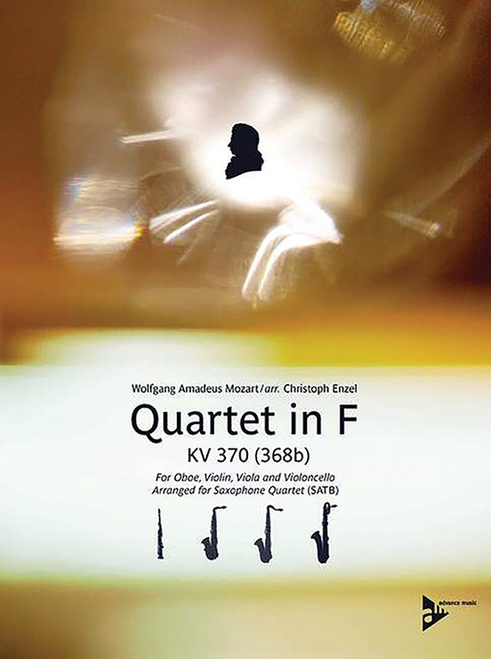Quartet in F KV 370 (368b)