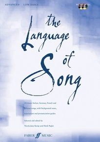 The Language of Song: Advanced