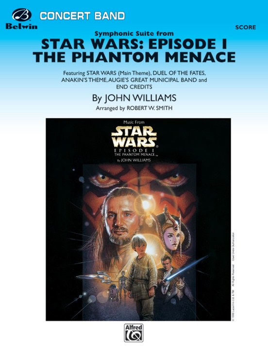 Star Wars®: Episode I The Phantom Menace, Symphonic Suite from