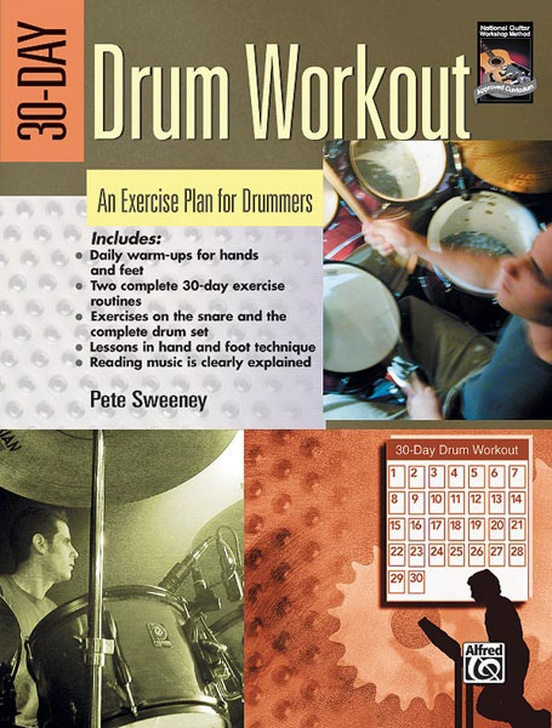 30-Day Drum Workout