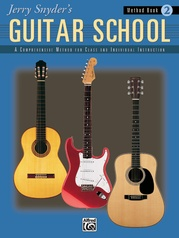 Jerry Snyder's Guitar School, Method Book 2