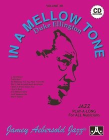 Jamey Aebersold Jazz, Volume 48: In a Mellow Tone---Duke Ellington