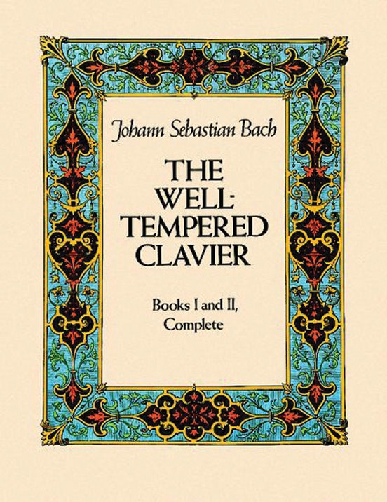 The Well-Tempered Clavier, Books I and II (Complete)