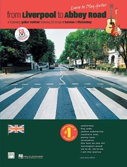 From Liverpool to Abbey Road TAB Notation Edition