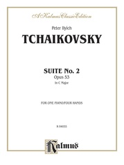 Suite No. 2 in C Major, Opus 53