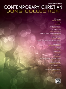 Contemporary Christian Song Collection