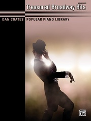 Dan Coates Popular Piano Library: Treasured Broadway Hits