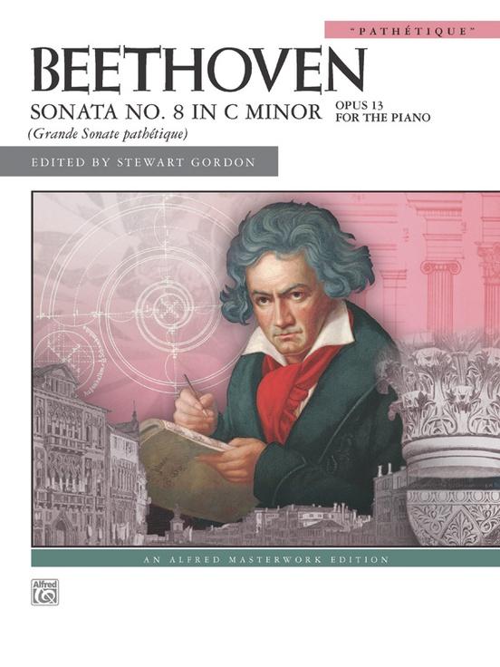 Beethoven, Sonata No. 8 in C Minor, Opus 13