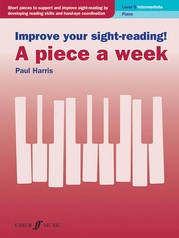 Improve Your Sight-Reading! A Piece a Week: Piano, Level 5