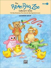 The Bean Bag Zoo Collector's Series, Book 1