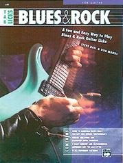 TAB Licks: Blues & Rock
