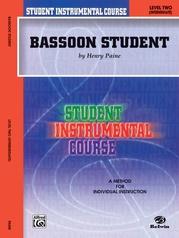 Student Instrumental Course: Bassoon Student, Level II