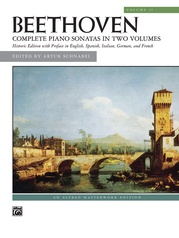 Beethoven, Sonatas, Volume 2