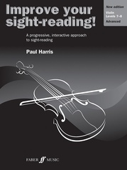 Improve Your Sight-Reading! Violin, Levels 7-8 (New Edition)