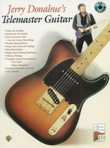 Jerry Donahue's Telemaster Guitar