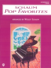 Schaum Pop Favorites, C: The Purple Book