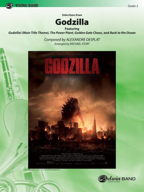 Godzilla, Selections from