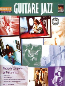 Guitare Jazz Maitrise Du Jeu en Accords/ Melodie Tab [Mastering Jazz Guitar: Chord/Melody]