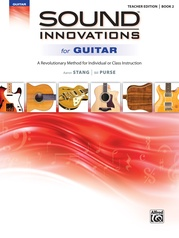 Sound Innovations for Guitar, Book 2