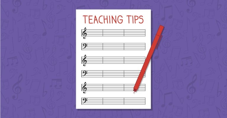 Teaching Tips: Preparing a Student for a Lower-Advanced Piano Piece