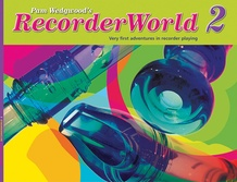 RecorderWorld Student's Book 2 (10 Pack)