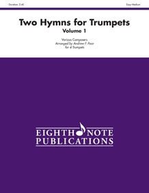 Two Hymns for Trumpets, Volume 1