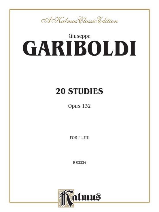 20 Studies, Opus 132
