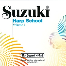 Suzuki Harp School CD, Volume 1