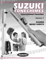Suzuki Tonechimes, Volume 7: International Favorites