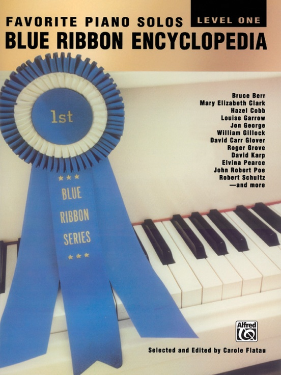 Blue Ribbon Encyclopedia, Level 1