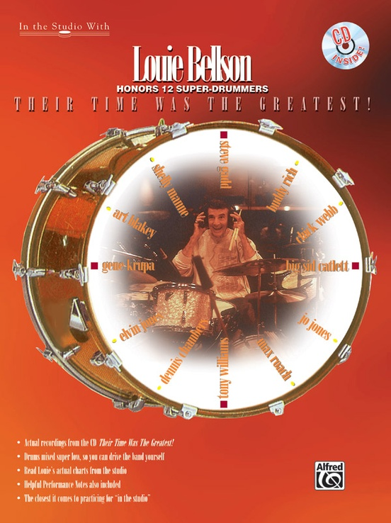 Louie Bellson: Their Time Was the Greatest!