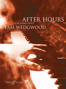 After Hours for Piano Duet