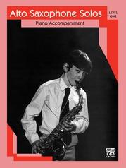 Alto Saxophone Solos