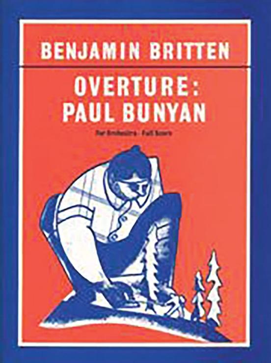 Overture: Paul Bunyan
