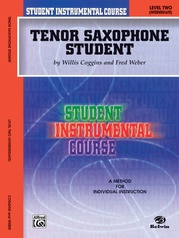 Student Instrumental Course: Tenor Saxophone Student, Level II