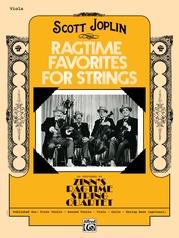 Ragtime Favorites for Strings