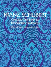 Complete Chamber Music for Piano and Strings