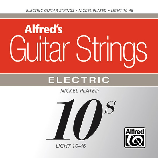 Alfred's Guitar Strings: Electric