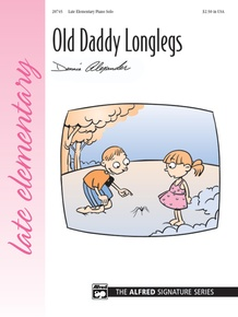 Old Daddy Longlegs