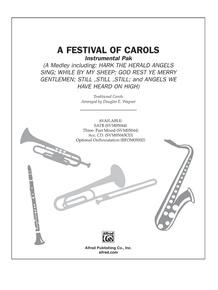 A Festival of Carols (A Medley)