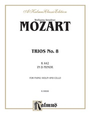 Trio No. 8 in D Minor, K. 442