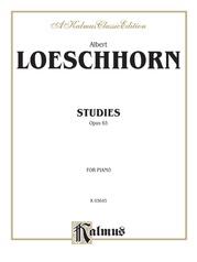 Twenty Melodious Studies, Opus 65