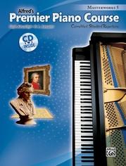 Premier Piano Course, Masterworks 5