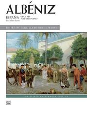 Albéniz: España, Opus 165