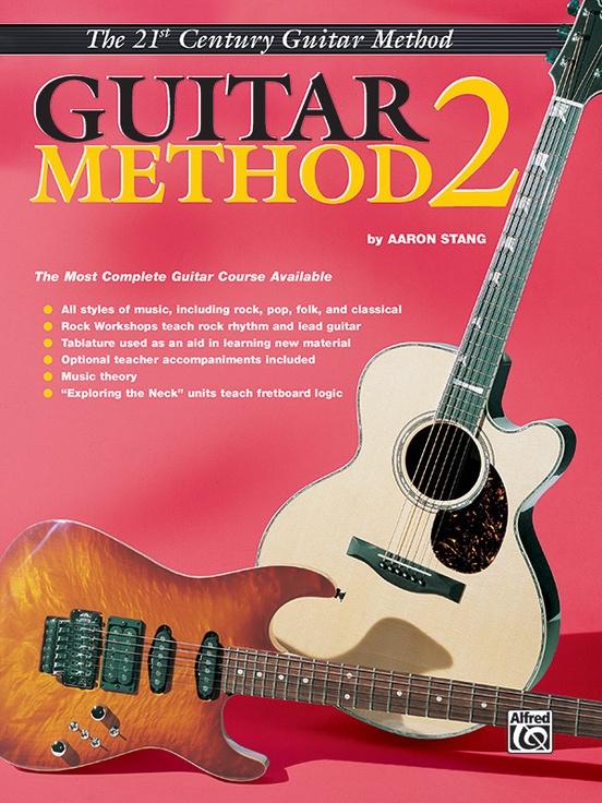 Belwin's 21st Century Guitar Method 2