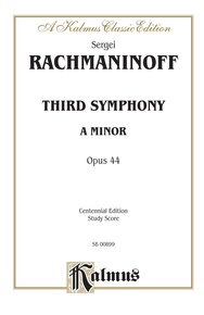 Third Symphony in A Minor, Opus 44