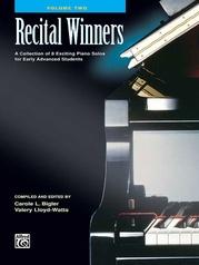 Recital Winners, Book 2