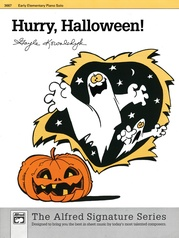 Hurry, Halloween!