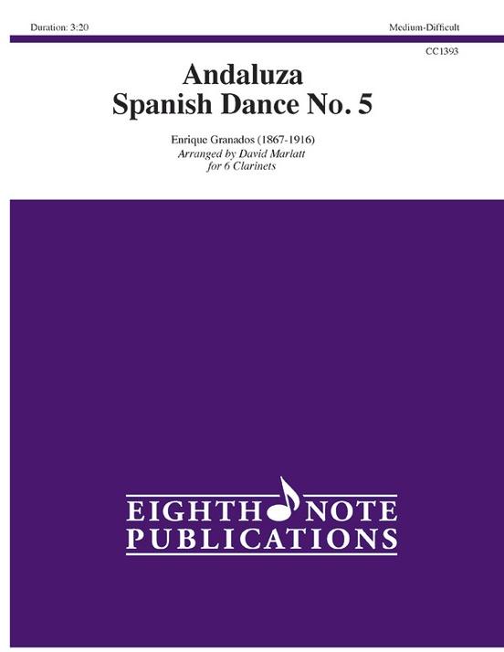 Andaluza: Spanish Dance No. 5